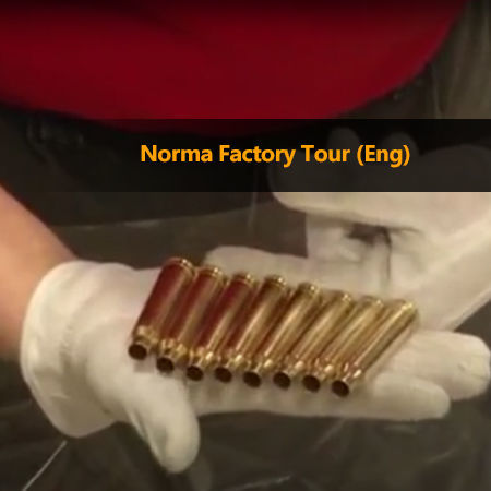 Norma Factory Tour (Eng) in cooperation with Fieldsportschannel, English Safari Company etc.