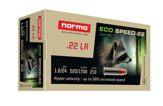 Bild på NORMA ECO SPEED 22LR