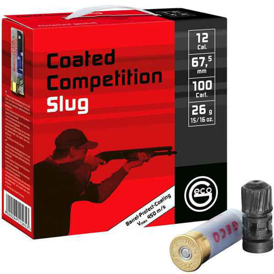 Bild på GECO COATED COMPETITION SLUG  12/67,5 26G