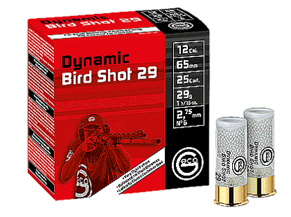 Bild på GECO DYNAMIC BIRD SHOT 29G