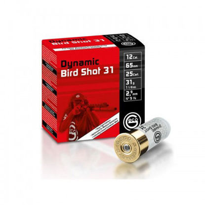 Bild på GECO DYNAMIC BIRD SHOT 31G